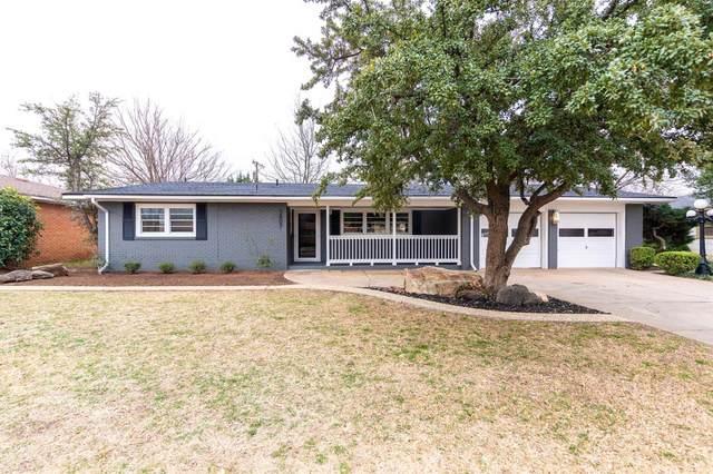 3807 40th Street, Lubbock, TX 79413 (MLS #202001137) :: Lyons Realty