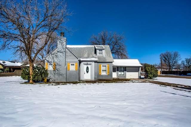 1800 N 5th, Tahoka, TX 79373 (MLS #202001165) :: Better Homes and Gardens Real Estate Blu Realty