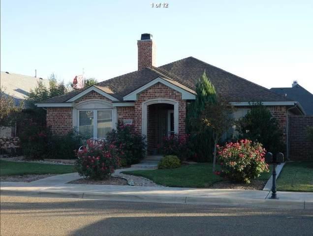 4413 110th Street, Lubbock, TX 79424 (MLS #202001249) :: McDougal Realtors