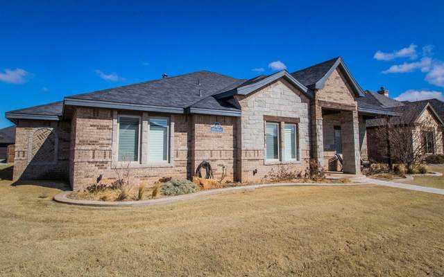 6402 75th Place, Lubbock, TX 79424 (MLS #202001265) :: McDougal Realtors