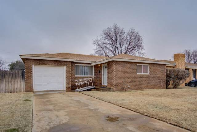1403 E Buckley Street, Brownfield, TX 79316 (MLS #202001275) :: McDougal Realtors