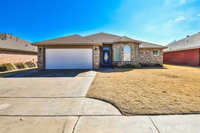5725 107th Street, Lubbock, TX 79424 (MLS #202001295) :: McDougal Realtors