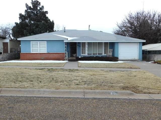613 W Ave F, Muleshoe, TX 79347 (MLS #202001296) :: The Lindsey Bartley Team