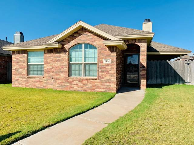 5924 104th Street, Lubbock, TX 79424 (MLS #202001307) :: Stacey Rogers Real Estate Group at Keller Williams Realty