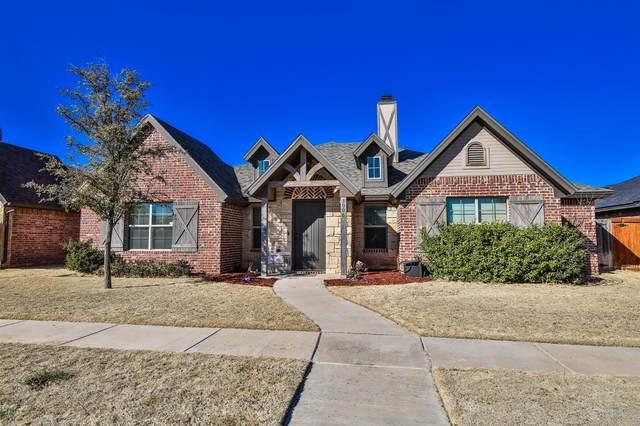 3006 112th Street, Lubbock, TX 79423 (MLS #202001333) :: McDougal Realtors