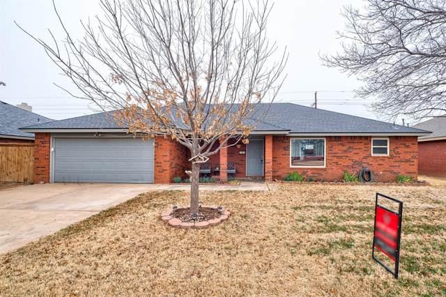 703 Justice Avenue, Lubbock, TX 79416 (MLS #202001357) :: Reside in Lubbock | Keller Williams Realty