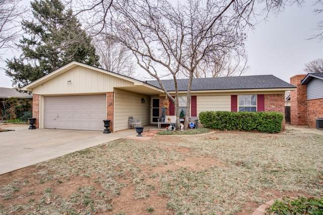 1007 Grover Avenue, Lubbock, TX 79416 (MLS #202001360) :: Stacey Rogers Real Estate Group at Keller Williams Realty