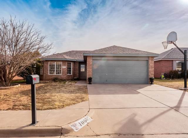 10607 Belton Avenue, Lubbock, TX 79423 (MLS #202001457) :: The Lindsey Bartley Team