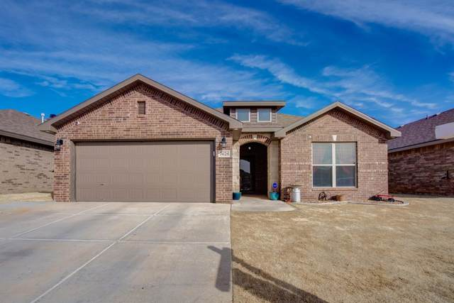 7428 102nd Street, Lubbock, TX 79424 (MLS #202001483) :: Stacey Rogers Real Estate Group at Keller Williams Realty