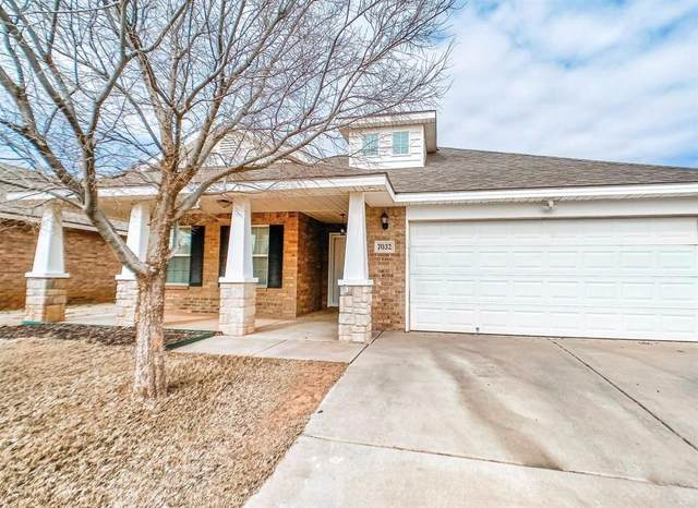 7032 94th Street, Lubbock, TX 79424 (MLS #202001505) :: Lyons Realty