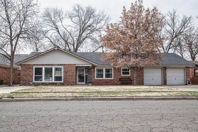 3711 47th Street, Lubbock, TX 79413 (MLS #202001533) :: Lyons Realty
