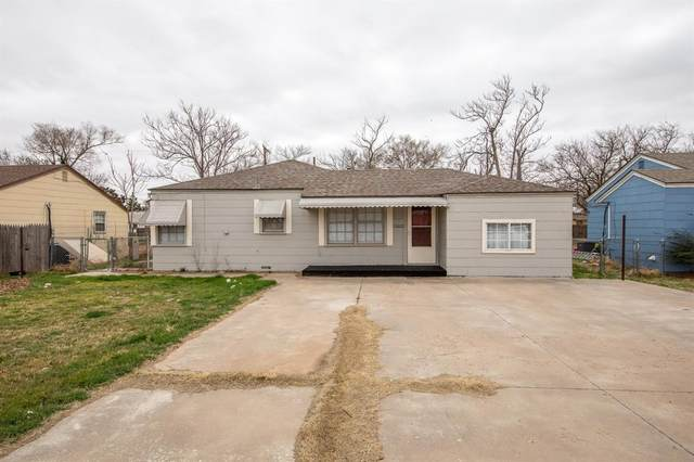 1515 36th Street, Lubbock, TX 79412 (MLS #202001534) :: Stacey Rogers Real Estate Group at Keller Williams Realty
