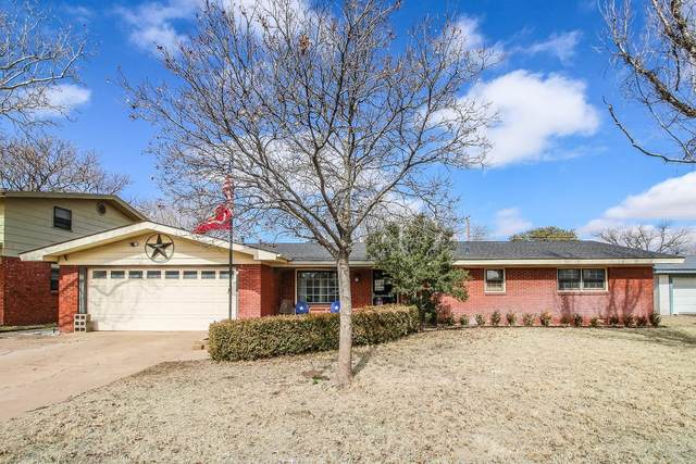 5430 8th Place, Lubbock, TX 79416 (MLS #202001539) :: Lyons Realty