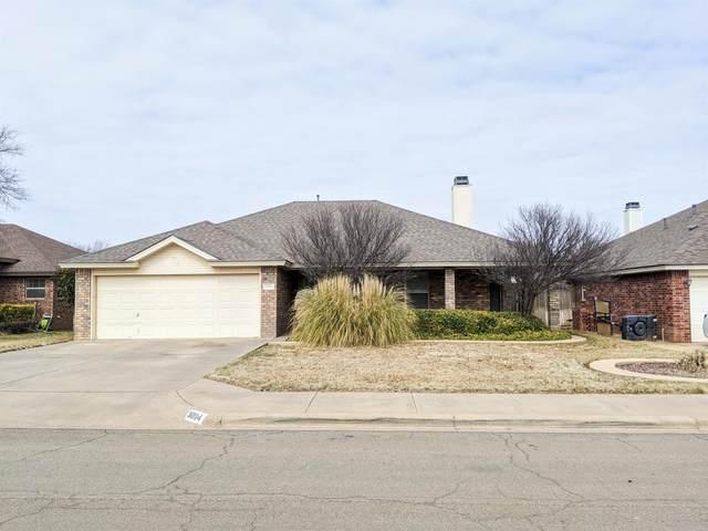 3004 105th Street, Lubbock, TX 79423 (MLS #202001559) :: Lyons Realty