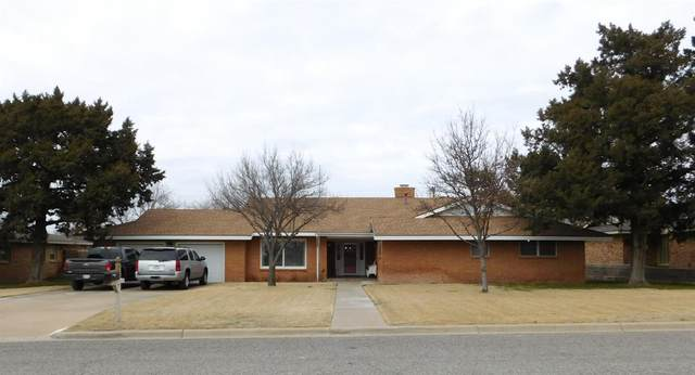 1906 W Ave H, Muleshoe, TX 79347 (MLS #202001575) :: Better Homes and Gardens Real Estate Blu Realty