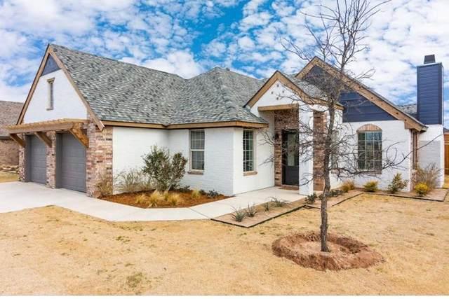 12209 Jordan Avenue, Lubbock, TX 79423 (MLS #202001577) :: The Lindsey Bartley Team