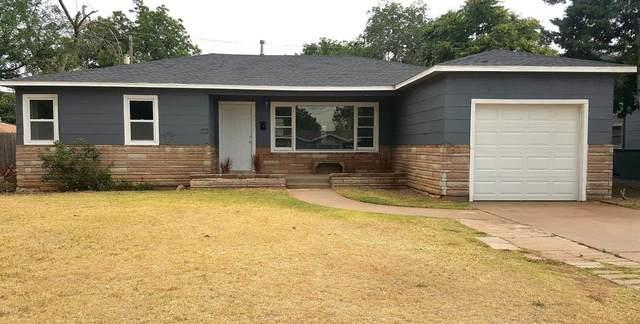 4817 40th, Lubbock, TX 79414 (MLS #202001591) :: McDougal Realtors