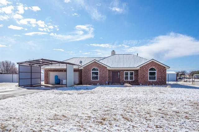2621 Immaculata Street, Lubbock, TX 79415 (MLS #202001601) :: Lyons Realty