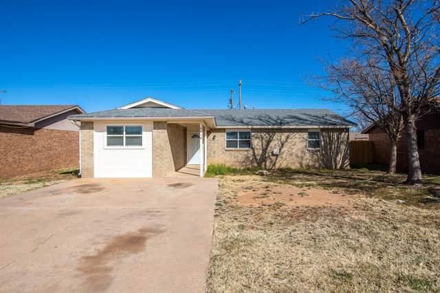 4618 Grinnell Street, Lubbock, TX 79416 (MLS #202001608) :: Lyons Realty