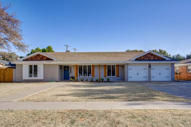 3803 E 64th Drive, Lubbock, TX 79413 (MLS #202001614) :: The Lindsey Bartley Team