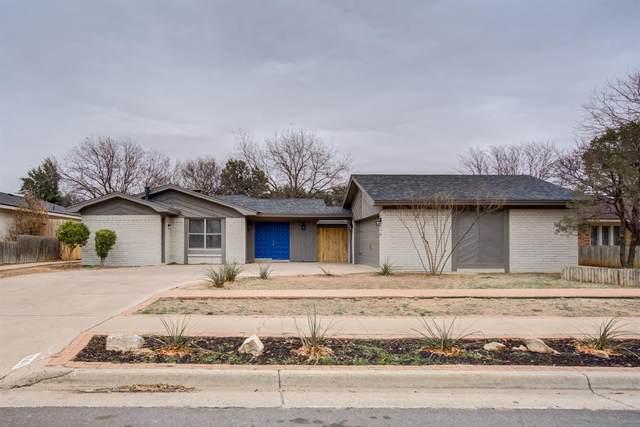 8001 Vinton Avenue, Lubbock, TX 79424 (MLS #202001619) :: The Lindsey Bartley Team