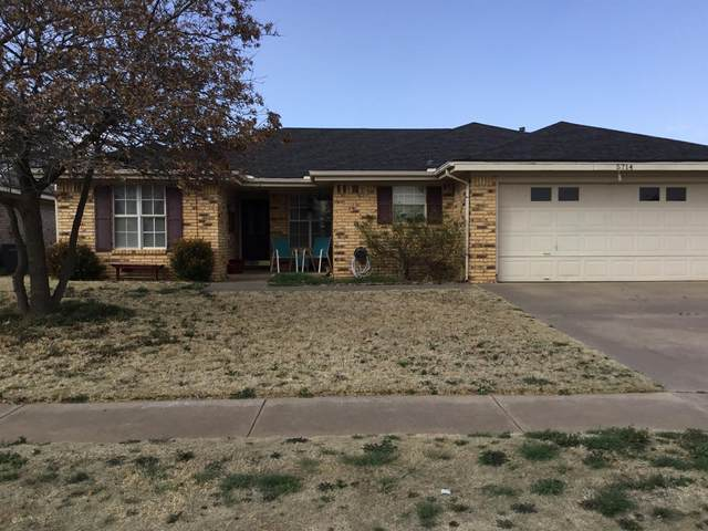 5714 96th Street, Lubbock, TX 79424 (MLS #202001636) :: The Lindsey Bartley Team