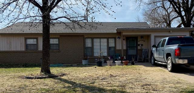 4517 37th Street, Lubbock, TX 79414 (MLS #202001646) :: Stacey Rogers Real Estate Group at Keller Williams Realty