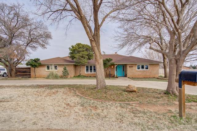 1715 Pontiac Avenue, Lubbock, TX 79416 (MLS #202001648) :: Stacey Rogers Real Estate Group at Keller Williams Realty