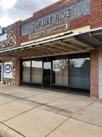 104 S Berkshire Street, Crosbyton, TX 79322 (MLS #202001650) :: Lyons Realty