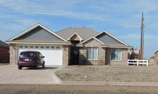 908 W 11th, Muleshoe, TX 79347 (MLS #202001673) :: The Lindsey Bartley Team