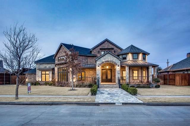 4814 115th Street, Lubbock, TX 79424 (MLS #202001680) :: Lyons Realty
