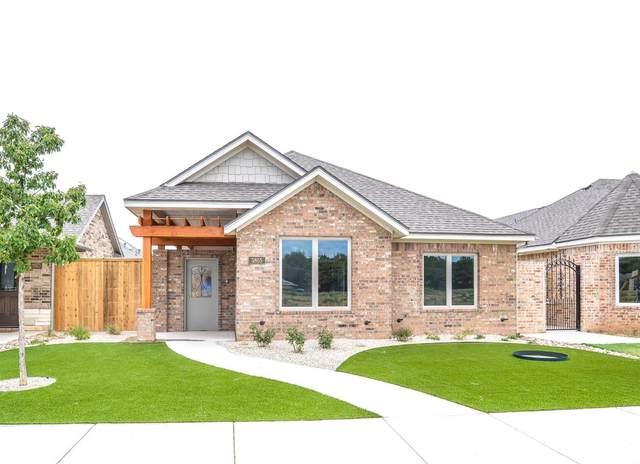 3805 59th Street, Lubbock, TX 79413 (MLS #202001683) :: Lyons Realty