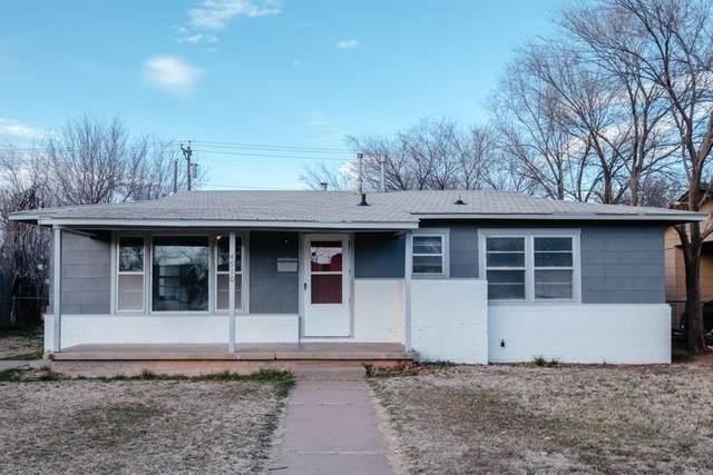 4910 41st Street, Lubbock, TX 79414 (MLS #202001687) :: The Lindsey Bartley Team