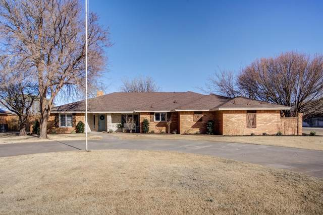 8505 Rochester Avenue, Lubbock, TX 79424 (MLS #202001696) :: The Lindsey Bartley Team