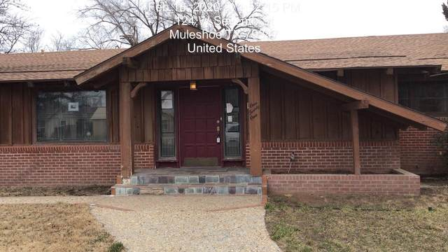 121 W 7th Street, Muleshoe, TX 79347 (MLS #202001715) :: Lyons Realty