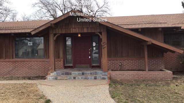 121 W 7th Street, Muleshoe, TX 79347 (MLS #202001715) :: The Lindsey Bartley Team
