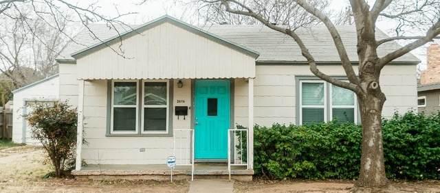 2616 42nd Street, Lubbock, TX 79413 (MLS #202001716) :: The Lindsey Bartley Team