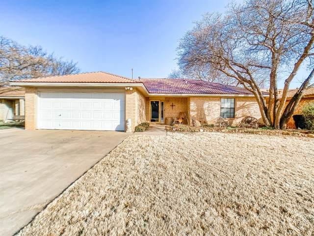 4912 59th Street, Lubbock, TX 79414 (MLS #202001754) :: Lyons Realty