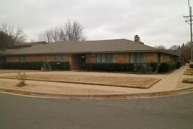 3713 68th Street, Lubbock, TX 79413 (MLS #202001774) :: Lyons Realty