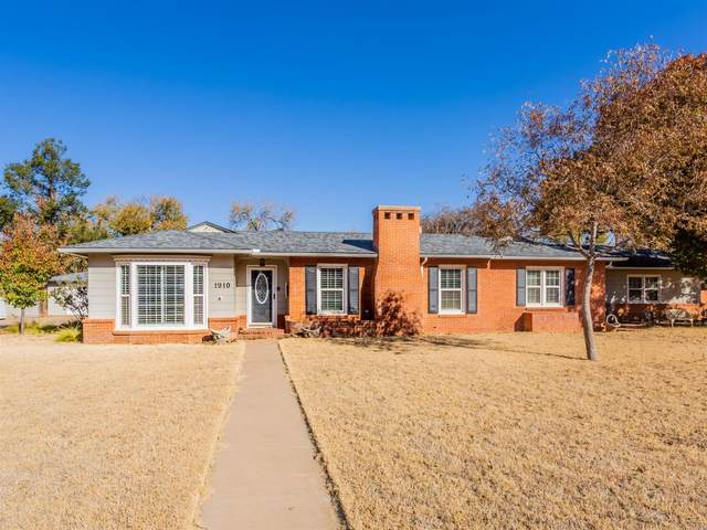 1910 31st Street, Lubbock, TX 79411 (MLS #202001804) :: Stacey Rogers Real Estate Group at Keller Williams Realty