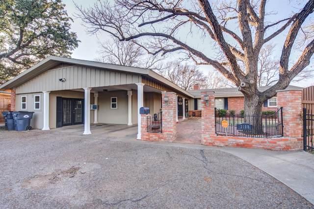 3108 42nd Street, Lubbock, TX 79413 (MLS #202001806) :: Lyons Realty