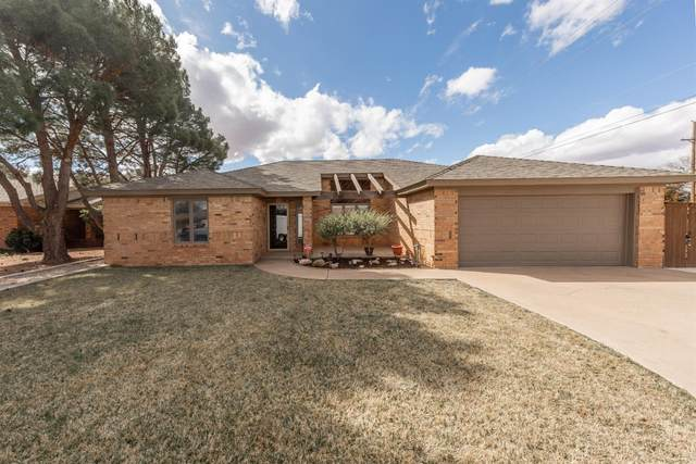 8202 Brentwood Avenue, Lubbock, TX 79424 (MLS #202001813) :: Better Homes and Gardens Real Estate Blu Realty