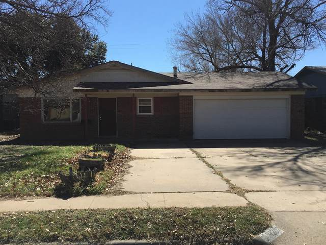 4207 51st Street, Lubbock, TX 79413 (MLS #202001828) :: Better Homes and Gardens Real Estate Blu Realty