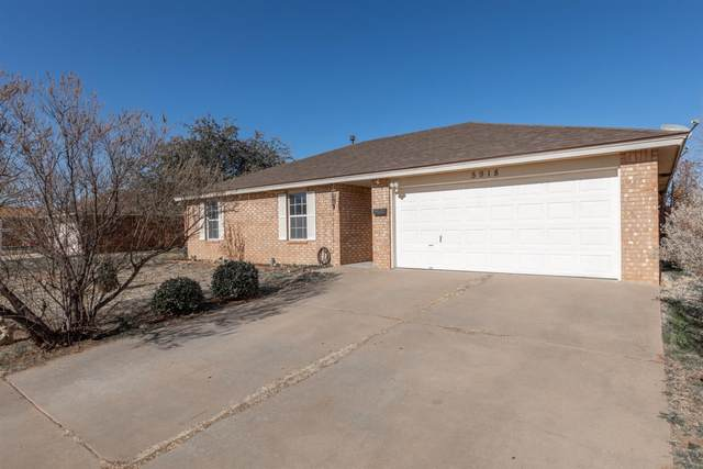 5918 10th Drive, Lubbock, TX 79416 (MLS #202001841) :: Stacey Rogers Real Estate Group at Keller Williams Realty