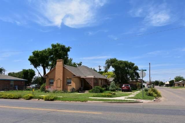 319 E Waylon Jennings, Littlefield, TX 79339 (MLS #202001896) :: Reside in Lubbock | Keller Williams Realty