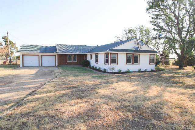 4223 E County Road 7900, Slaton, TX 79364 (MLS #202001908) :: Stacey Rogers Real Estate Group at Keller Williams Realty