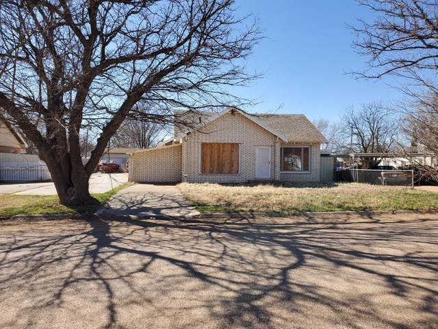 127 N Durham, Crosbyton, TX 79322 (MLS #202001930) :: Lyons Realty
