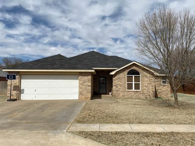 2404 93rd Street, Lubbock, TX 79423 (MLS #202001931) :: Lyons Realty