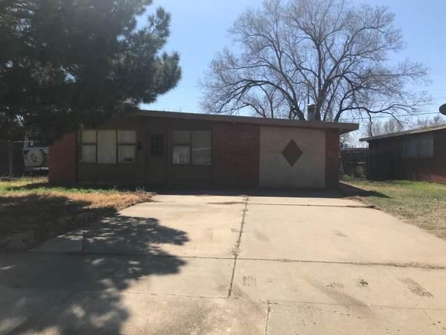 2723 62nd Street, Lubbock, TX 79413 (MLS #202001938) :: Lyons Realty