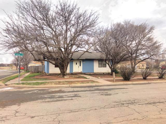 9101 Canton Avenue, Lubbock, TX 79423 (MLS #202002024) :: Stacey Rogers Real Estate Group at Keller Williams Realty